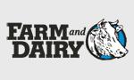 Farm And Dairy Logo